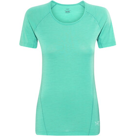 Arc'teryx Lana SS Shirt Women Halcyon